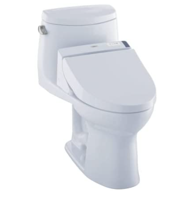 TOTO Toilet and Washlet on Amazon