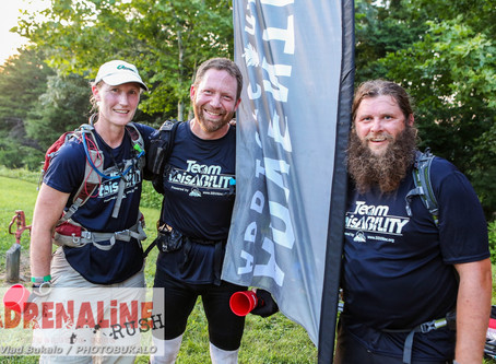 Team ThisABILITY wins 1st place in the Adreneline Rush!