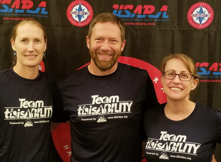 Team ThisABILITY is headed to the 2018 Adventure Racing National Championships!