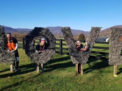 2018 Race the Ridge 26 Hour AR was a huge success.