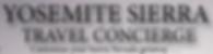 Yosemite Sierra Travel Concierge Ad and