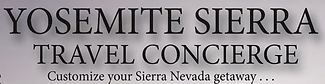 Yosemite Sierra Travel Concierge Ad and