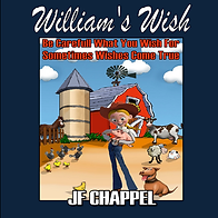 Book Cover Audible Books-William's Wish.