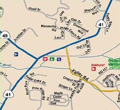 Oakhurst Map.png