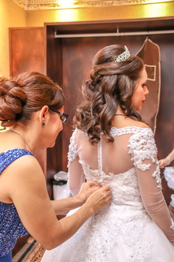 Casamento / Making Of