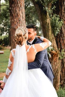 casamento no lago