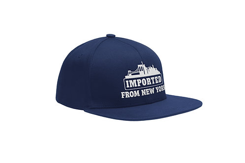 New Era Snapback Cap - Imported from New York