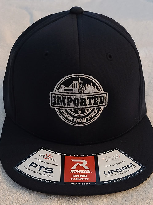 Performance Flex Richardson PTS20 Hat - Navy - Imported from New York