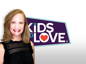 Julie Reyburn, Communication Director, Kids to Love