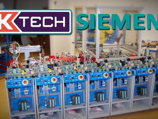 KTECH Named Official Siemens Partner School