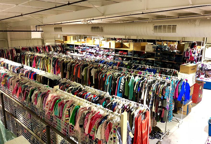 Kids to Love Wardrobe Warehoue