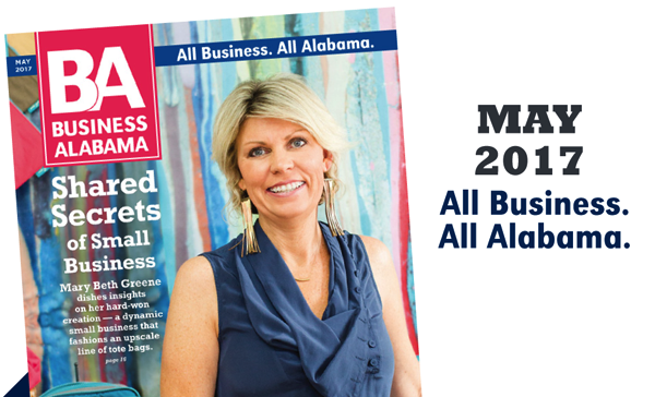 Lee Marshall is recognized in Business Alabama as a Mover and Shaper