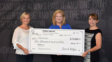 Torch Helps Presents Grant for Davidson Farms