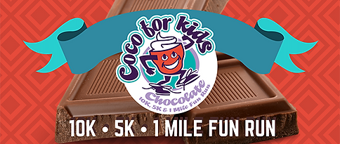 Coco for Kids 10K, 5K and 1 mile fun run