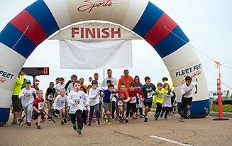 Coco for Kids 1 mile fun run