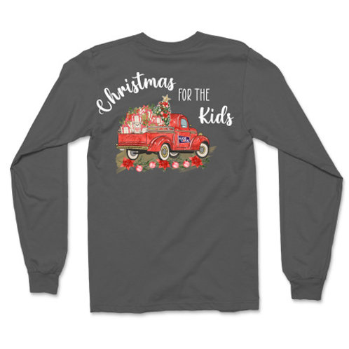 Kids to Love Christmas Truck shirt