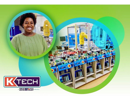 Regions Bank Highlights KTECH Success