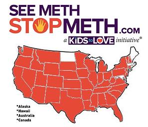 See Meth Stop Meth Map