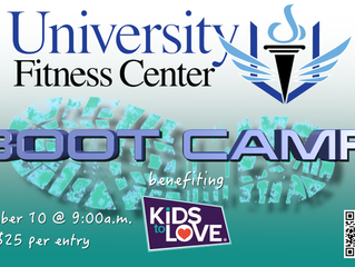 We invite you to get fit for foster children!
