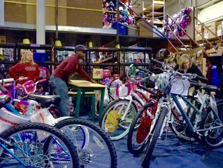 Christmas for the Kids Fulfills Thousands of Holiday Wishes