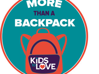 """More than a Backpack"" Equips Foster Children for Class"