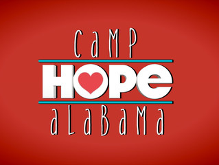 Kids to Love & Camp Hope Alabama Working Together for Our Kids!