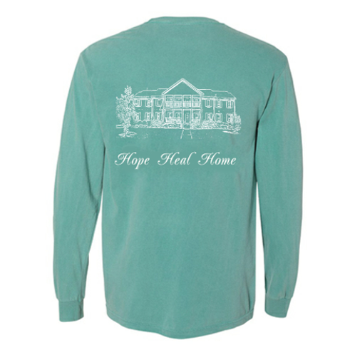 Davidson Farms Hope Heal Home T-shirt
