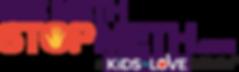 See Meth Stop Meth logo a Kids to Love initiative