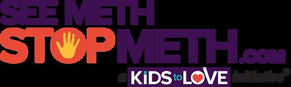 See Meth Stop Meth Logo