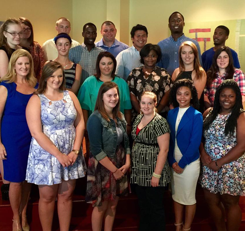 2015 Kids to Love Scholarship Lunch