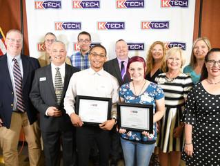 KTECH Graduates Class 10