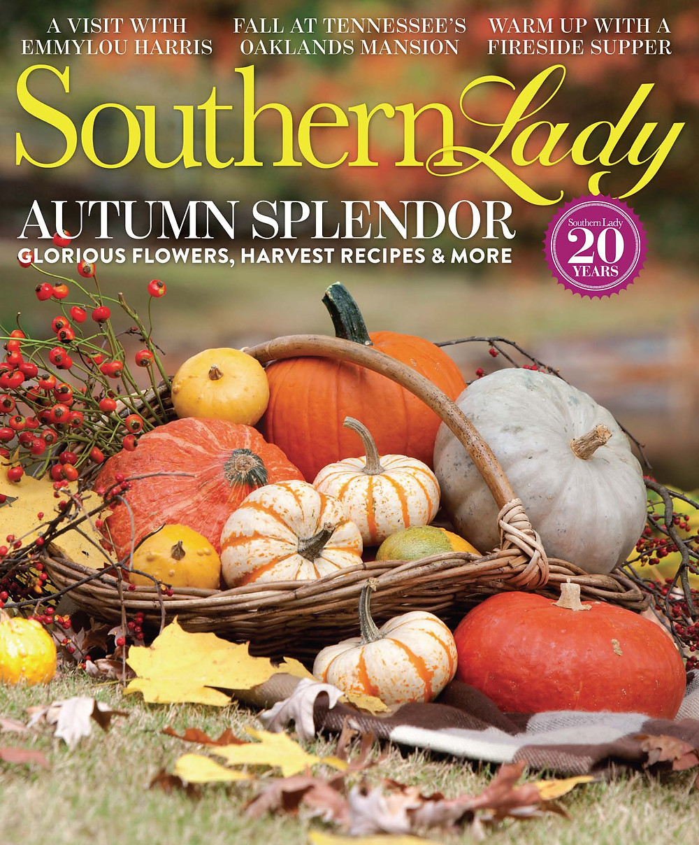Southern Lady magazine features Kids to Love
