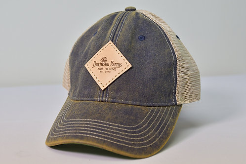 Davidson Farms Cap in Navy