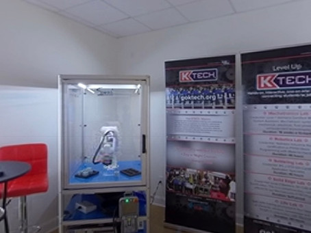 Innovation Key to KTECH Recruitment Workforce Training Offers 3D Virtual Tour