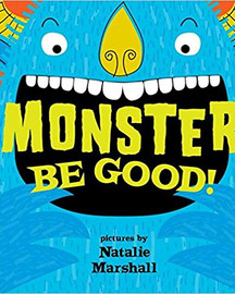 topic book about monsters and beasts for early years eyfs and key stage 1 KS1