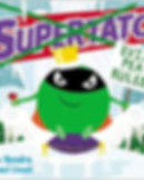 Topic books bout Superheroes for children in Early Years and KS1