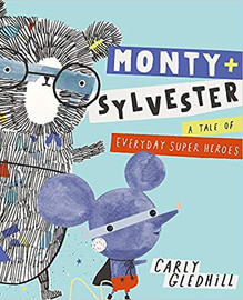 A book about Superheroes for children in Early Years and KS1