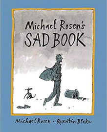 Topic book about death, loss and bereavement for children in Early Years and KS1