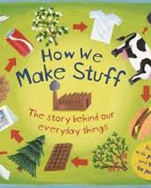 Topic book about Technology and Inventions for Early Years