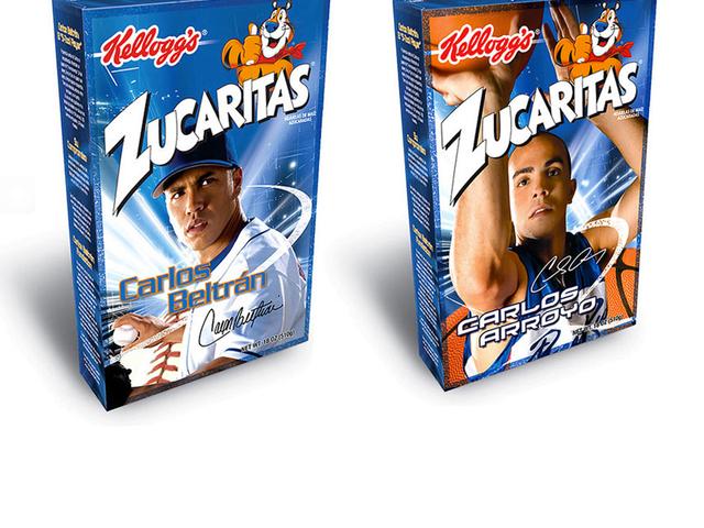 Kelloggs' Packaging