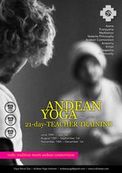 Andean Yoga Teacher Training