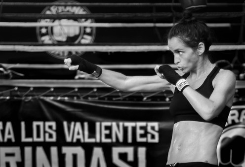 Femal Muay Thai