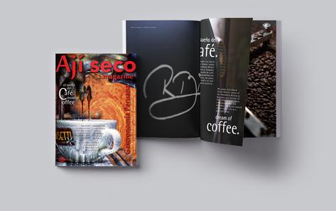 AJÍ SECO magazine