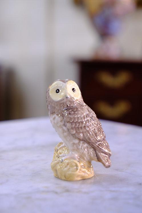 Beswick Owl Figurine