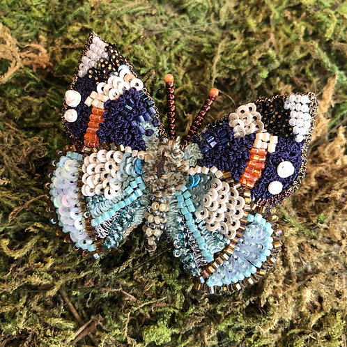 Trovelore Schrenck's Emperor Butterfly