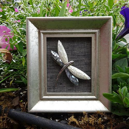 Mini Dragonfly Framed Art