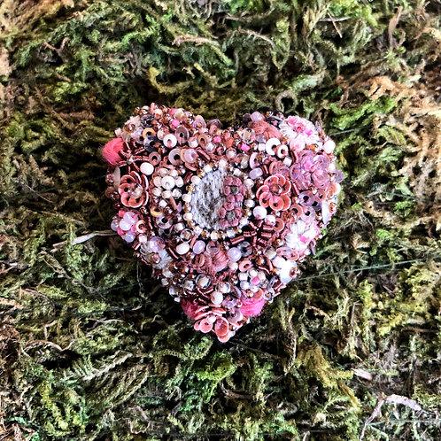 Trovelore Happy Heart Brooch