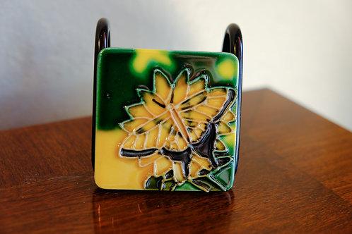 Ceramic Swallowtail Magnet