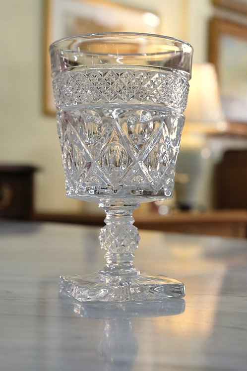 Cape Cod Water Goblet