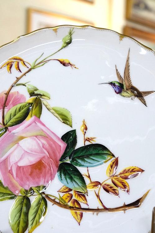Porcelain Compote